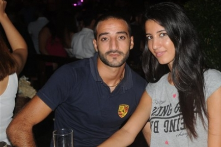 Saturday Night at 3 Doors Pub, Byblos