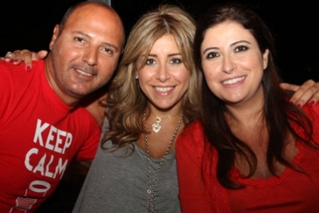 Weekend at B On Top Pub, Byblos