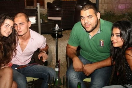 Weekend at Le Gradin Pub, Byblos