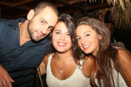 Friday Night at Oasis Pub, Byblos