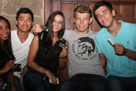 Friday Night at Byblos Old Souk