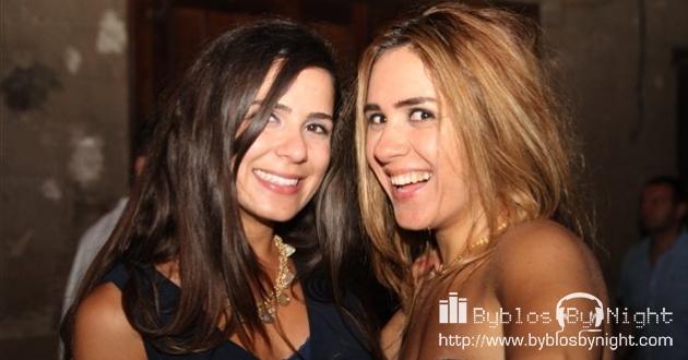 Friday Night at 3 Doors Pub, Byblos