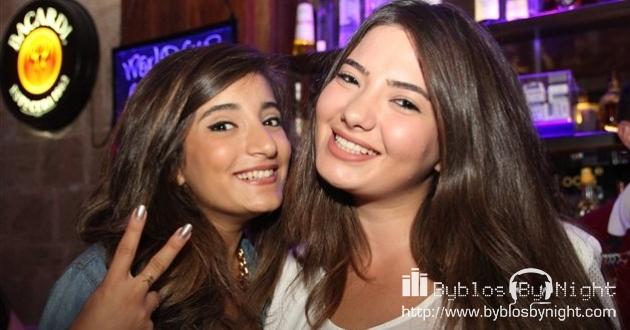 Weekend at 3 Doors Pub, Byblos
