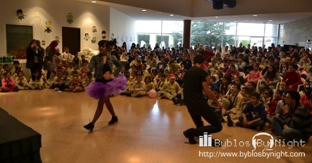 LAU Byblos Campus Minions Fair, Part 2 of 2